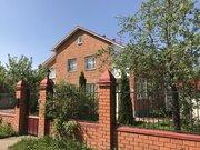 Продается 2 этажный дом и земельный участок в пос. Правдинский - Фото 1
