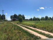 Участок 11 соток в д. Новоселово, ДНП «Лесное» - Фото 2