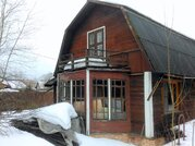 Дом с участком в СНТ Пушкинский район. - Фото 1