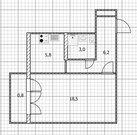 Продам 1-комнатную квартира по адресу ул. Волгоградская, д. 19