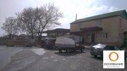 Производственная база в Корочанском районе