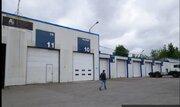 Аренда под автосервис-производство., Аренда производственных помещений в Щербинке, ID объекта - 900278667 - Фото 4