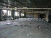 Аренда помещения пл. 600 м2 под производство, склад, Дмитров .
