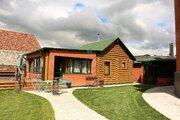 Качественный и функциональный коттедж круглой формы, Продажа домов и коттеджей в Новосибирске, ID объекта - 502847362 - Фото 18