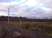 Участок 30 соток в д. Палашкино, Рузский район. Газ по границе - Фото 2
