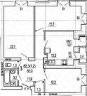 Просторная квартира в новом кирпичном доме в центре Твери! - Фото 2