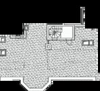 60 000 000 Руб., Пентхаус 132 кв.м., Купить пентхаус в Москве в базе элитного жилья, ID объекта - 316334208 - Фото 17