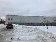 Огороженная производственная территория: Производственное здание, склад - Фото 1