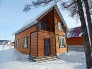 Лот № 635 с. Иглино Двухэтажный дом из бруса общей площадью 100 кв.м, - Фото 1