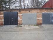 Продам капитальный гараж, ГСК Механизатор № 35. Шлюз, Продажа гаражей в Новосибирске, ID объекта - 400075723 - Фото 1