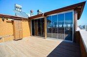 Шикарная двухуровневая квартира 4+2 (6 комнат) с видом на горы и море, Купить квартиру Анталья, Турция по недорогой цене, ID объекта - 329303430 - Фото 6
