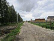 Земельные участки от 7 соток в активно развивающемся Коттеджном поселк - Фото 1