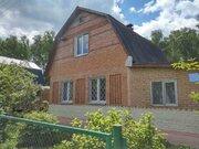 Кирпичный двухэтажный дом на участке 5,1 сот. СНТ Факел, г.о. Подольск - Фото 2