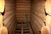 Дом из бревна в жилом поселке на границе Новой Москвы. Под отделку - Фото 5