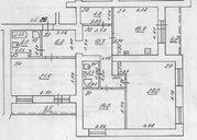 3 ком квартира Мичурина 15а, Купить квартиру в Самаре по недорогой цене, ID объекта - 322879784 - Фото 14