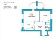 Продажа квартиры, Псков, Завеличенская наб., Купить квартиру в новостройке от застройщика в Пскове, ID объекта - 323448808 - Фото 1