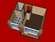 1 (одна) комнатная квартира в Центральном (Заводском) районе города., Купить квартиру в Кемерово по недорогой цене, ID объекта - 328487230 - Фото 2
