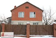 2-этажный кирпичный дом, Новое Село, Раменское