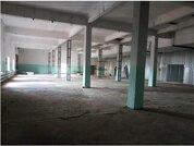Помещение под склад, производство. 1-3 этаж. Потолок 6 м, сетка колонн - Фото 3