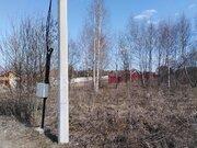 Земельный участок 10 соток в кп Колибри, д. Сафонтьево - Фото 3