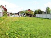 Земельный участок 12 соток для строительства дома в жилой деревне. . - Фото 2