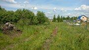 Продается отличный земельный участок в Подмосковье - Фото 1