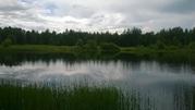 Участок 10 га с озером около Угры под базу отдыха