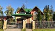 Дом в коттеджном поселке Поляны-1 - Фото 1