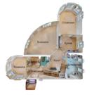 Купи дом 250 кв.м на участке 12 соток в Новой Москве в кп Шишкин лес - Фото 4