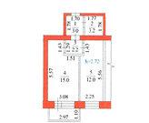 Продается однокомнатная квартира с ремонтом, Купить квартиру в Благовещенске по недорогой цене, ID объекта - 326448587 - Фото 9