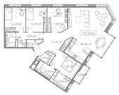 Продажа 4-комнатной квартиры, 135.48 м2