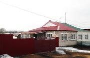 Часть благоустроенного дома в Камышловском р-не, д. Шипицина, Продажа домов и коттеджей Шипицына, Камышловский район, ID объекта - 502602290 - Фото 1