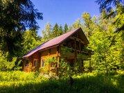 Коттедж, Ярославское ш, 220м2, 30 соток, в лесу, 45 км. от МКАД - Фото 1
