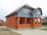 Дом 150 кв м . Чеховский район д.Столбищево 37 км от МКАД. - Фото 1