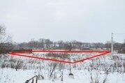 Земельный участок в деревне Путятино