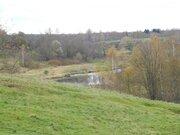 Участок 15 соток д.Леньково рядом с водой и лесом - Фото 5