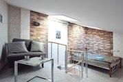 Двухуровневая квартирка с мансардой и отдельным входом в центре - Фото 1