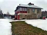 Продается 3х-этажный дом 350 кв.м. на участке 22 сотки, п.Новая Ольхов