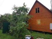 Брусовой теплый дом. СНТ Березка-1, Климовск, Подольск - Фото 4