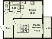 Продам 1к. квартиру. Малая Ленинградская ул, д.62 А