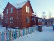 Дом п. Киевский СНТ Нива 3 - Фото 1