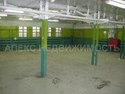 Аренда помещения пл. 460 м2 под производство, склад, Лобня .