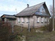 Продажа коттеджей в Псковской области