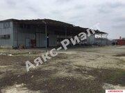 Продажа складов в Динском районе