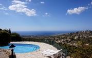Роскошная Вилла с исключительным видом на море в пригороде Пафоса - Фото 3