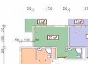 Адлер, ул Фермерская, 25кв.м. 2-й этаж, лифт, парковка, Купить квартиру в Сочи по недорогой цене, ID объекта - 321581892 - Фото 2