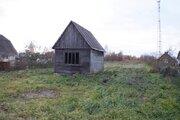 Участок с садовым домиком в пос. Андреевское - Фото 1