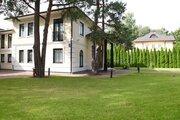 Особняк с бассейном и фонтаном в дюнной зоне в Юрмале, Продажа домов и коттеджей Юрмала, Латвия, ID объекта - 502940538 - Фото 10