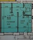 Продаю 1к квартиру 39кв.м. в 204 квартире, индивидуальное отопление - Фото 1