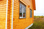Добротный деревянный домик в деревне Вороново, недалеко от ж/д станции, Продажа домов и коттеджей Пахомово, Заокский район, ID объекта - 503004652 - Фото 2